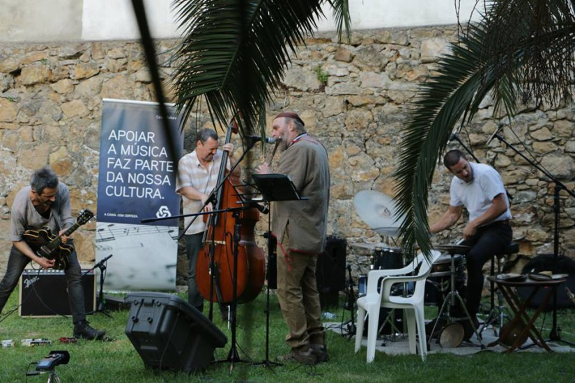 Jazz Ao Centro Coimbra Festival, With LIsbon Connection, 2015. Photo By Hélio Gomes
