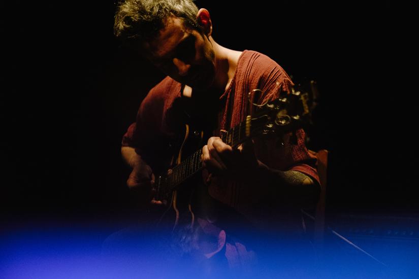 Love Song Solo At Teatro Maria Matos LIsbon, 2016, Photo By Vera Marmelo