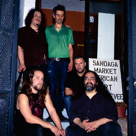 Sandaga Market, Dallas. Humanization 4tet + Dennis Gonzalez, 2009. Photo By António Júlio Duarte