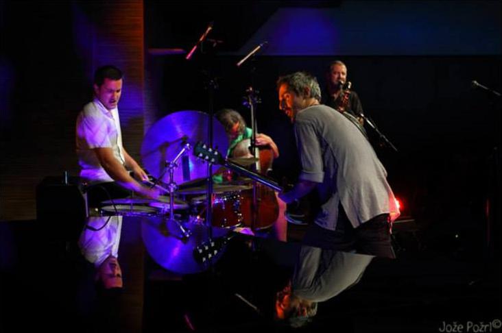 Ljubljana Jazz Fest July 2013. Motian Trio + Lopes, Photo By Jože Požrl