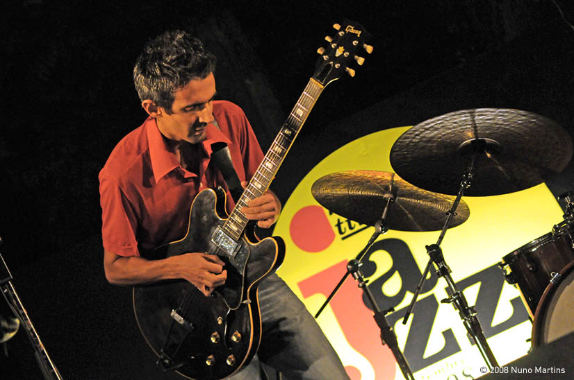AfterFall, Jazz.pt Fest, At Hot Club Lisbon 2008, Photo By Nuno Martins