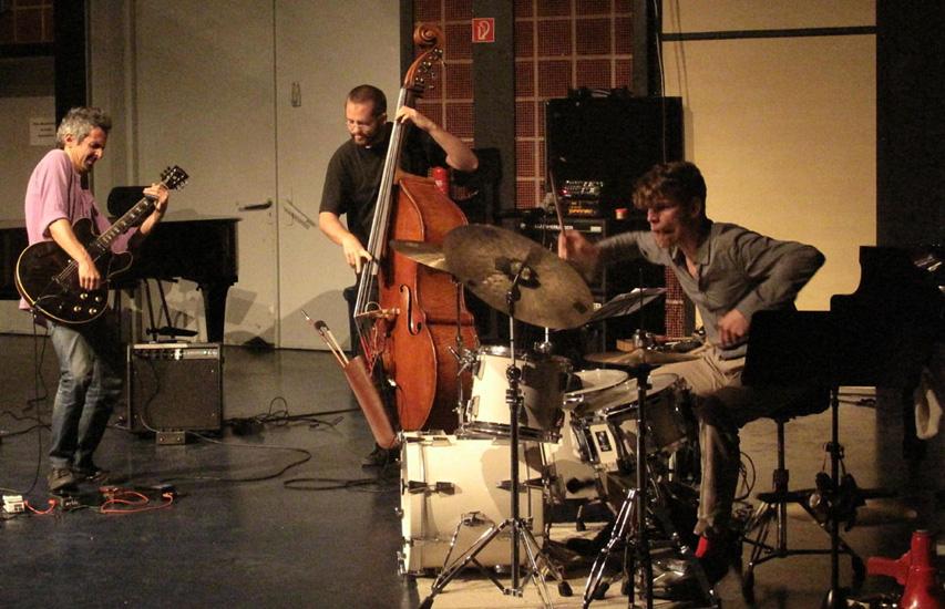 Lisbon Berlin Trio, Clean Feed Fest, Music Fabrik, Cologne 2011